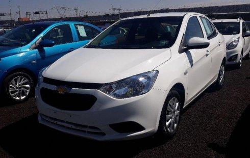 Chevrolet Aveo 2018 usado