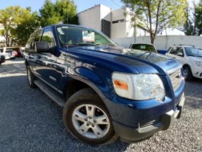 Quiero vender un Ford Explorer usado