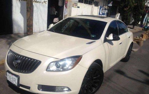Quiero vender cuanto antes posible un Buick Regal 2012