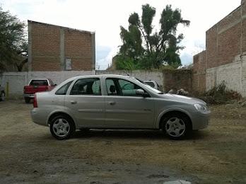 Venta coche Chevrolet Corsa 2005 , Guanajuato