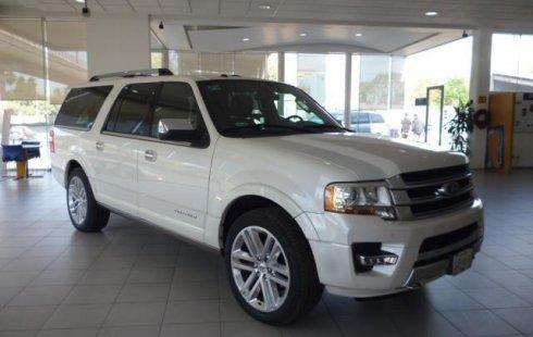 Quiero vender cuanto antes posible un Ford Expedition 2017