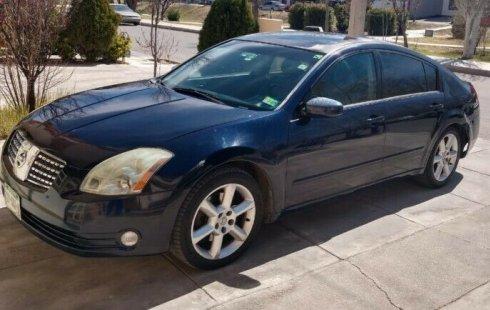 Se vende urgemente Nissan Maxima 2006 Automático en Chihuahua