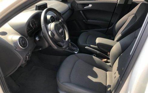 Quiero vender inmediatamente mi auto Audi A1 2014 muy bien cuidado