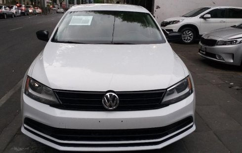 Volkswagen Jetta 2016 barato en Miguel Hidalgo