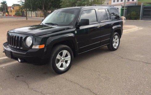 Quiero vender inmediatamente mi auto Jeep Patriot 2011 muy bien cuidado