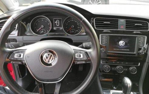 Quiero vender inmediatamente mi auto Volkswagen Golf 2017