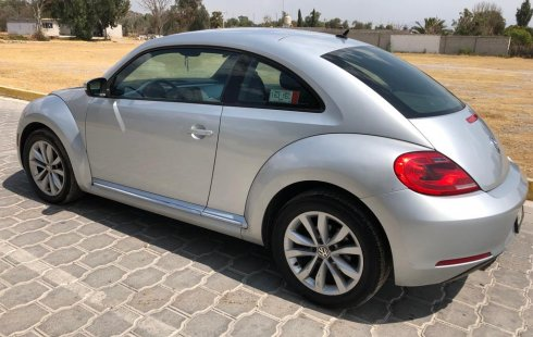Vendo Beetle 2012 triptonic 2.5