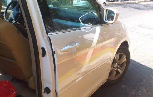 Honda Odyssey usado en Gustavo A. Madero
