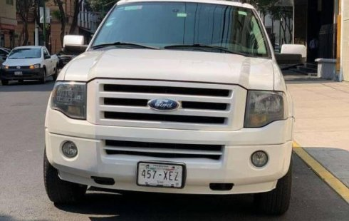 Pongo a la venta un Ford Expedition en excelente condicción