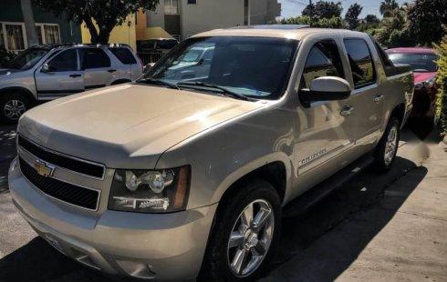 Urge!! En venta carro Chevrolet Avalanche 2007 de único propietario en excelente estado