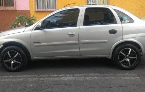 Se pone en venta un Chevrolet Corsa