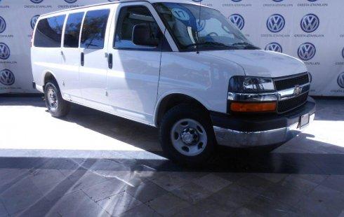 Quiero vender un Chevrolet Express en buena condicción