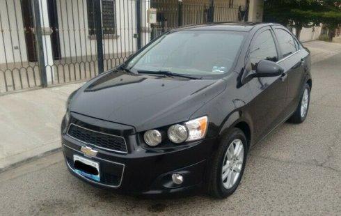 Quiero vender inmediatamente mi auto Chevrolet Sonic 2012 muy bien cuidado