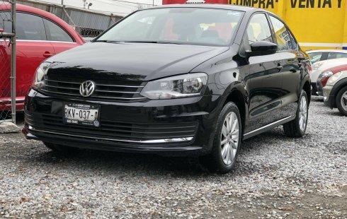 Urge!! Vendo excelente Volkswagen Vento 2018 Automático en en Monterrey