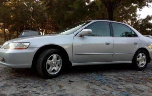 Honda Accord 1999 barato en Aguascalientes