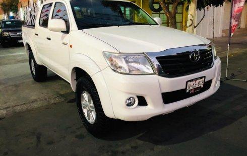 Toyota Hilux 2014 Doble Cabina