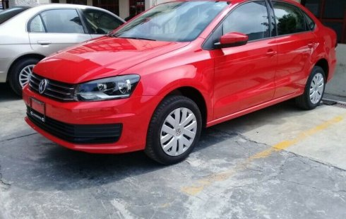 En venta un Volkswagen Vento 2019 Manual en excelente condición