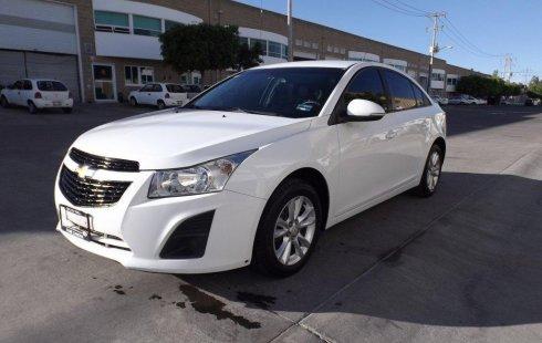 Urge!! En venta carro Chevrolet Cruze 2014 de único propietario en excelente estado