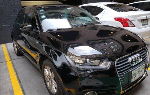 Un carro Audi A1 2014 en Cuauhtémoc