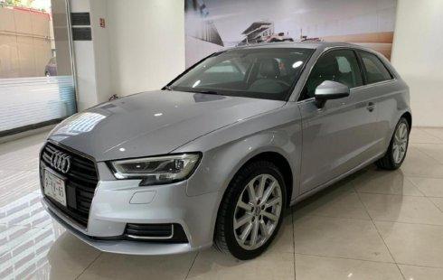 Tengo que vender mi querido Audi A3 2017 en muy buena condición
