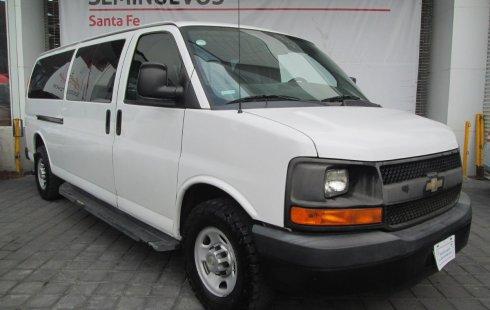 Vendo un Chevrolet Express por cuestiones económicas
