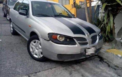 Me veo obligado vender mi carro Nissan Almera 2003 por cuestiones económicas