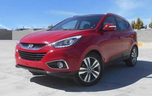 Hyundai ix35 impecable en Hidalgo más barato imposible