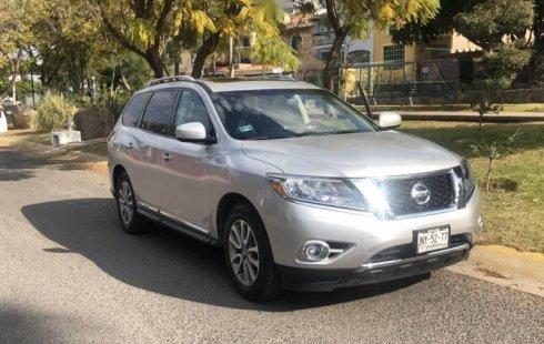 Se vende un Nissan Pathfinder de segunda mano