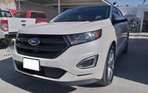 Tengo que vender mi querido Ford Edge 2017 en muy buena condición