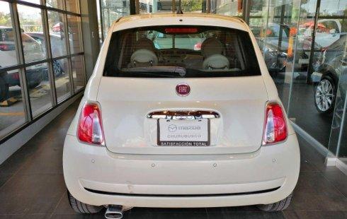 Auto usado Fiat 500 2015 a un precio increíblemente barato
