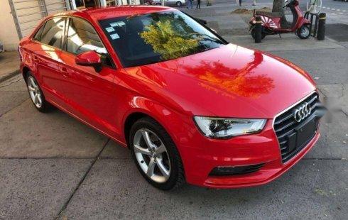 En venta un Audi A3 2015 Automático en excelente condición