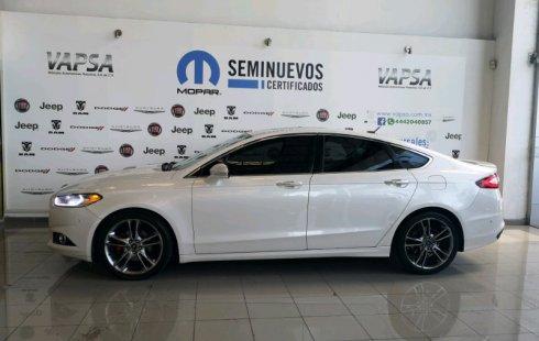 Urge!! Vendo excelente Ford Fusion 2013 Automático en en San Luis Potosí