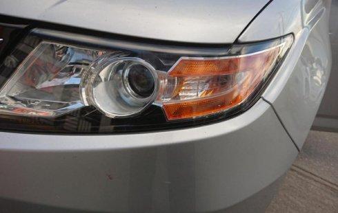 Quiero vender inmediatamente mi auto Honda Odyssey 2015