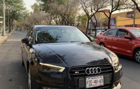 Urge!! En venta carro Audi A3 2014 de único propietario en excelente estado