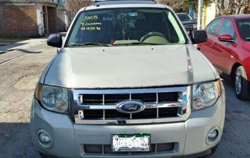Quiero vender un Ford Escape usado