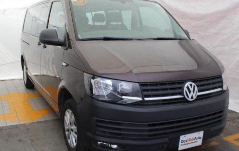 En venta un Volkswagen Transporter 2018 Automático muy bien cuidado