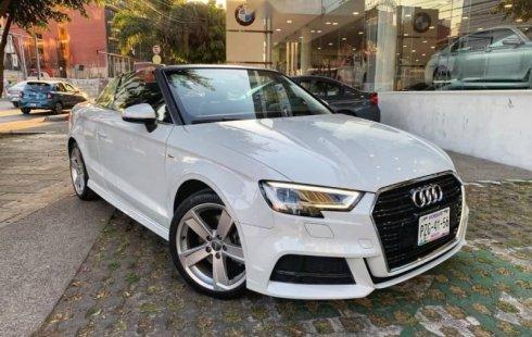 SHOCK!! Un excelente Audi A3 2017, contacta para ser su dueño