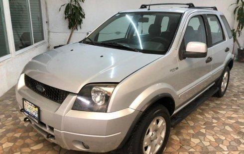 Ford EcoSport 2005 usado en Guadalajara