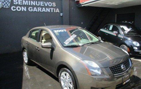 Precio de Nissan Sentra 2007
