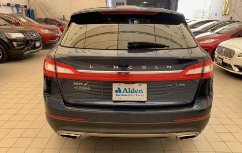 Llámame inmediatamente para poseer excelente un Lincoln MKX 2017 Automático