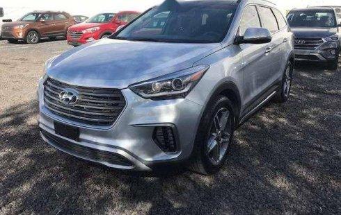 Urge!! En venta carro Hyundai Santa Fe 2018 de único propietario en excelente estado