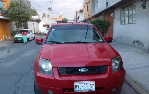 Quiero vender un Ford EcoSport usado