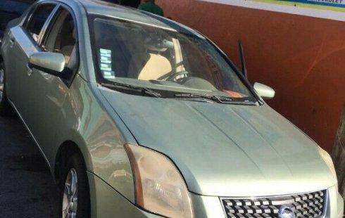 Nissan Sentra precio muy asequible