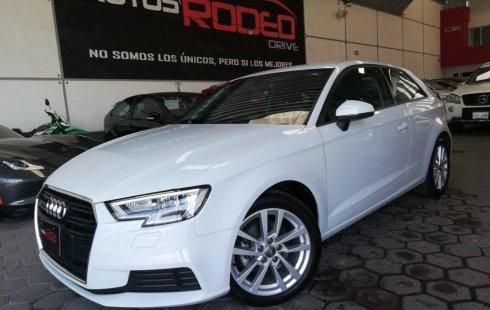 Audi A3 2017 en Puebla