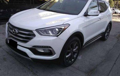 Precio de Hyundai Santa Fe 2017
