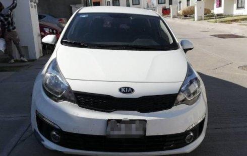 Me veo obligado vender mi carro Kia Rio 2017 por cuestiones económicas