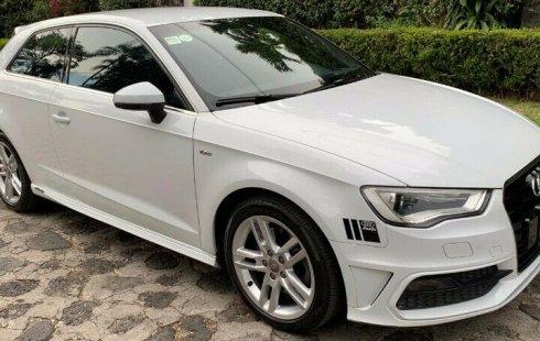 Vendo un carro Audi A3 2014 excelente, llámama para verlo