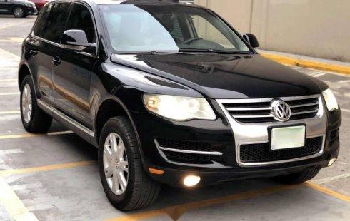 Urge!! En venta carro Volkswagen Touareg 2009 de único propietario en excelente estado