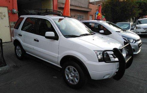 Ford EcoSport precio muy asequible