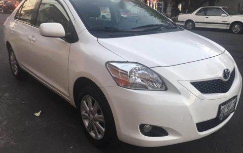 Toyota Yaris 2014 usado en Tlalpan
